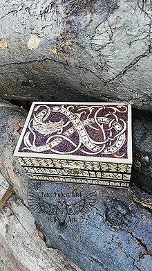 Krabičky - Dračia krabička - 13374765_