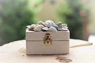 Krabičky - Šperkovnica - 13373130_