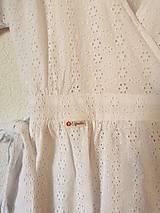 Šaty - Zavinovacie šaty z madeiry - 13372657_