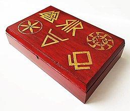 Krabičky - Šperkovnica - 13374406_