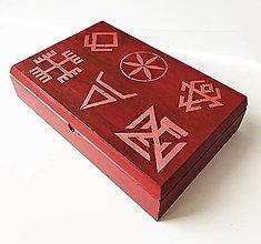 Krabičky - Šperkovnica - 13374433_