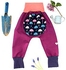 Detské oblečenie - JARné softshelLOVE...n e z m o k n e m ! - 13373928_