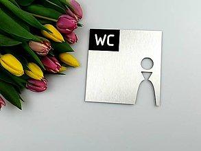 Tabuľky - Označenie WC tabuľka - ženy - 13372789_