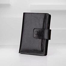 Iné doplnky - Puzdro na cestovný pas, peniaze a doklady ZMEISS - 13373616_