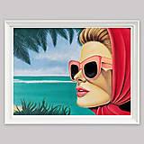 Grafika - Summer holiday grafika - 13375003_
