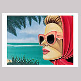 Grafika - Summer holiday grafika - 13375010_