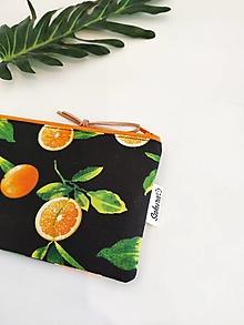 Taštičky - Taštička Orange - 13373282_