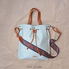 Veľké tašky - Kabelka MYbag big no.1 - 13373336_