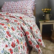 Úžitkový textil - Posteľná bielizeň - 2 sady - 13375014_