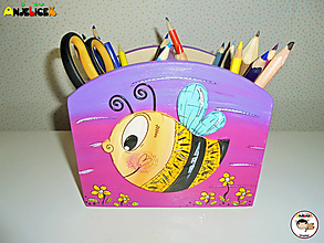 Detské doplnky - Stojan - na ceruzky - 13378522_