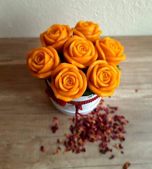 Kytica plná ruží