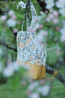 """Veľké tašky - Taška na rameno """"Vintage"""" - 13378836_"""