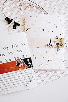 """Papiernictvo - Notes/zošit - """"Zápisky z Paríža..."""" - 13379558_"""