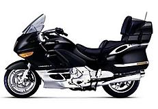 Dekorácie - Vitráž - Motorka BMW - 13381714_