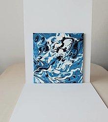 Obrazy - Obraz: Oblaky, 30 x 30 cm - 13380809_