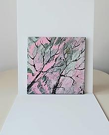 Obrazy - Obraz: Stromy, 30 x 30 cm - 13380824_