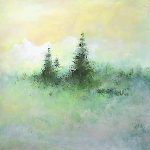 Obrazy - Pastelové ráno I  - 13381783_