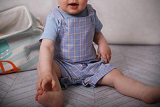 Detské oblečenie - Overal pre najmenších (veľ.80) - 13381742_