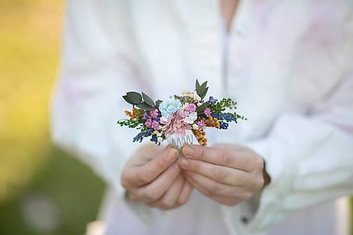 """Kvetinový hrebienok """"vôňa lúky pri zotmení"""""""