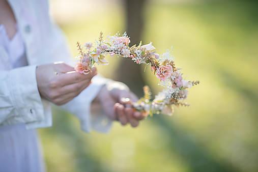 """Kvetinový polvenček """"zakvitol marhuľový sad"""""""