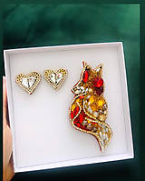 Odznaky/Brošne - Foxy set - 13380828_