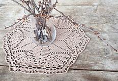 Úžitkový textil - Vůně bílé kávy - 13381361_