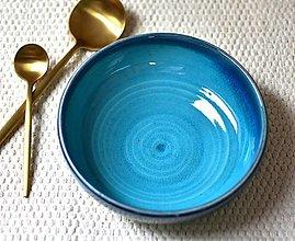 Nádoby - Nádherná raňajková miska - 13381344_