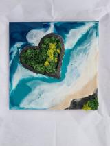 Obrazy - Obraz ostrov plný lásky - 13379287_