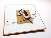 Papiernictvo - Pohľadnica ... koník - 13384663_