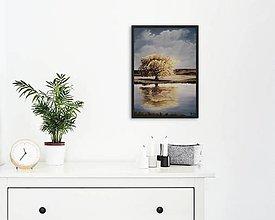 Obrazy - Obraz - Láska k prírode - 13383310_
