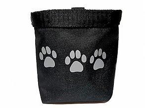 Pre zvieratká - Pamlskovník Dog Paws reflexný - 13385964_