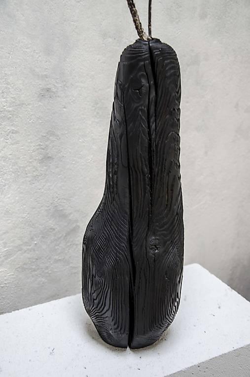 Opaľovaná váza/ L