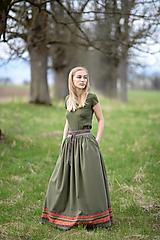 Sukne - sukňa etno - Dakota - 13385423_