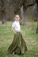Sukne - sukňa Otília - 13385657_