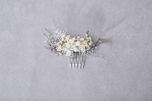 """Kvetinový hrebienok """"roznežnelá""""  - menší"""