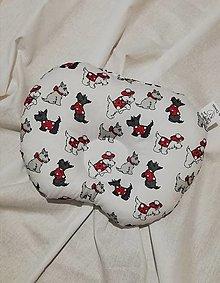 Textil - Vankúšik pre bábätienko - 13383390_