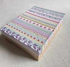 Krabičky - magic box garden - 13383915_