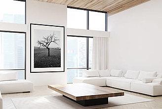 "Fotografie - Fine Art Print ""Osamelý strom"" / ""Alone tree"" - 13385834_"