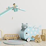 Hračky - Lietajúci Lietadlo s Chlapečkom pre Chlapcov aj Dievčatá - 13383488_