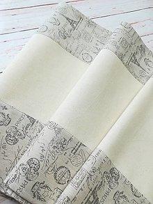 Úžitkový textil - Obrus-štóla - 13384538_