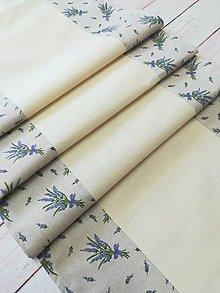 Úžitkový textil - Obrus-štóla - 13385033_
