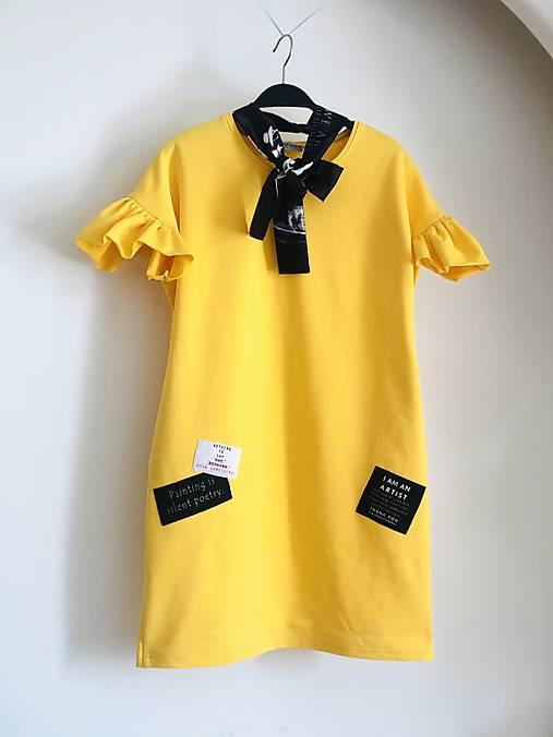 Šaty slnko