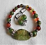 Sady šperkov - Achátové drúzy III - 13387411_