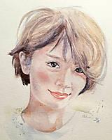 Obrazy - Portrét  - 13386242_