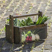 Košíky - Košík na zeleninu - 13388540_