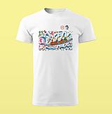 Tričká - Dámske a pánske tričko s lingovými zvukmi - 13387708_