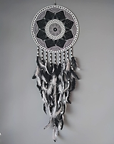 Dekorácie - Lapač snov 40 x 120 cm - 13388211_