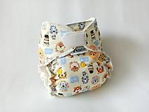 Detské doplnky - Safari - Nohavičková plienka - 13388072_