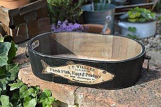 Nádoby - Vintage miska s úchytkami - 13387200_