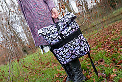 Batohy - Rolovací batoh Šeřík - velký - 13390359_
